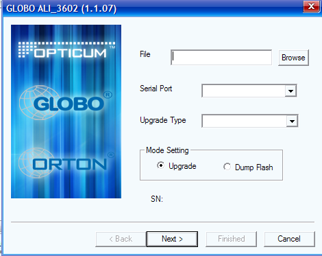 Прошивки для orton hd x403p